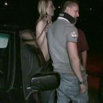 Dogging meet turns in  to an all out public orgy